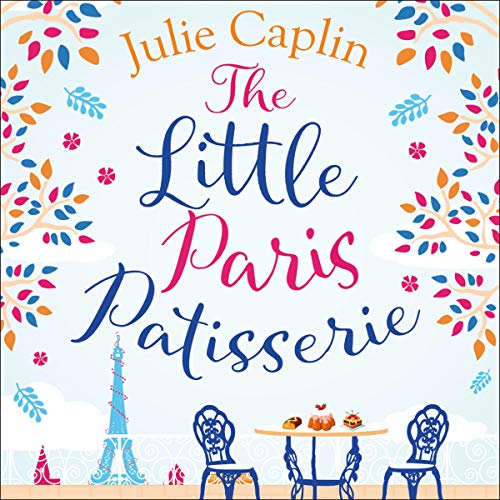 The Little Paris Patisserie audiobook cover art