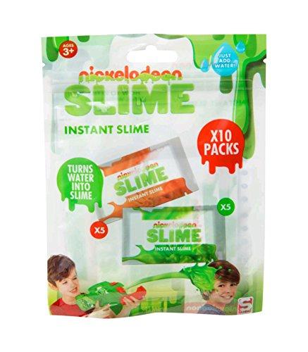 Nickelodeon Slime SLM-3281 Puder, Mehrfarbig