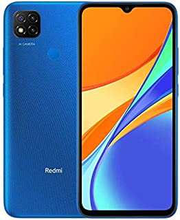 Redmi 9C Dual SIM, 32GB, 2G RAM, 4G LTE, Twilight Blue