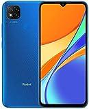 Xiaomi Redmi 9C 2GB 32GB, Pantalla FHD + Dot Drop de 6.53 '', Helio G35 .(Azul)