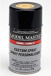 Testors Paints MM 3oz Dark Yellow Spray