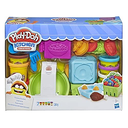 Play-Doh Kitchen Creations Comestibles, Color Nailon/a. (Hasbro E1936EU7)