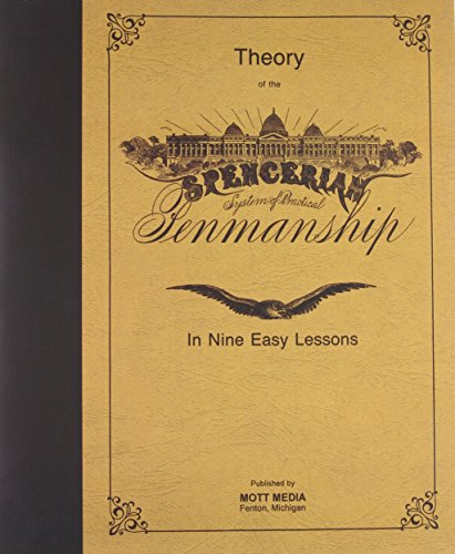 Spencerian Penmanship (Theory Book)