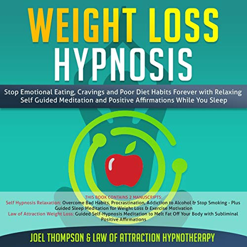 Weight Loss Hypnosis Livre audio | Joel Thompson, Law of