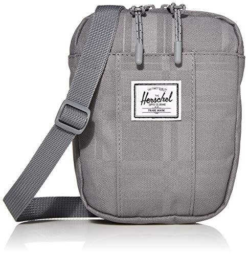 Herschel Cruz Cross Body Bag, Quiet Shade Plaid, One Size