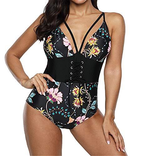 Bikini Triángulo Imprimir Bikini Señoras Traje de baño de moda de las mujeres