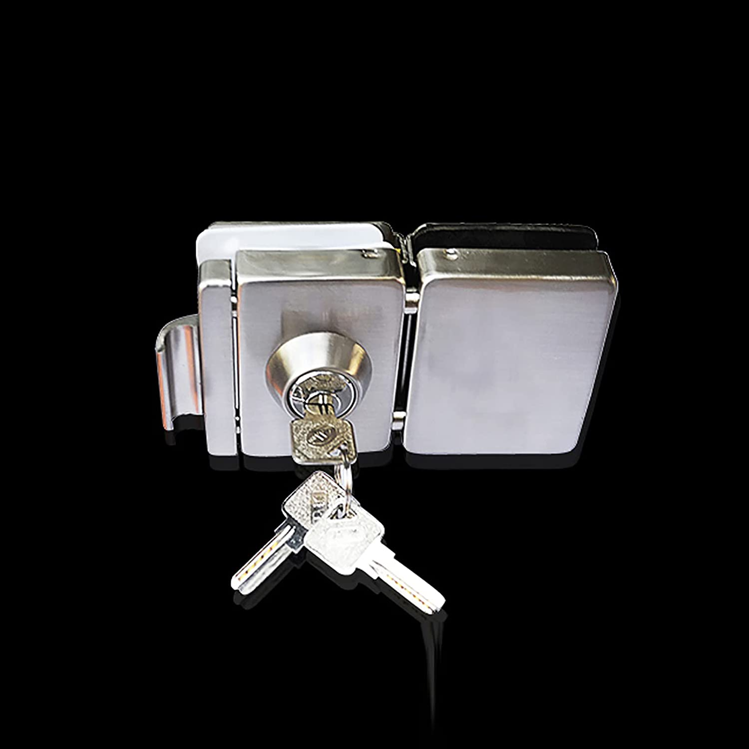 Outlet sale Popular popular feature Stainless Steel Durable Metal 8-12mm Secur Glass Door Anti-Theft