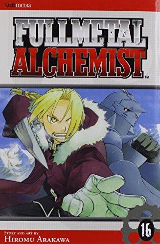 FULLMETAL ALCHEMIST GN VOL 16 (C: 1-0-0)