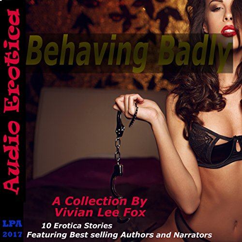 Behaving Badly audiobook cover art