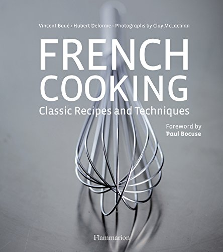 Image of French Cooking: Classic Recipes and Techniques