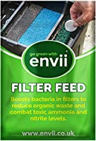 Delivers bacteria to filters, reducing organic waste and improving water clarity. Breaks down organic waste, Ammonia and nitrites. Natural additive that is 100% safe for all fish and wildlife. Each tablet contains billions of beneficial bacteria capa...