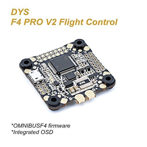 Price comparison product image Crazepony Afro Naze32 Naze 32 6DOF Flight Controller Board for QAV250 ZMR250 Quadcopter (DYS F4)
