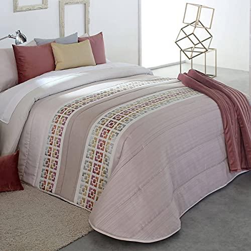 Edredón FEY 3B - Cama 180 Cm - Color Rosa C02