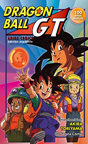 Dragon Ball GT (DRAGON BALL PELÍCULAS)