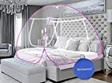 Best Mosquito Nets - Belomoda Pink Mosquito Net Double Bed Nets Review