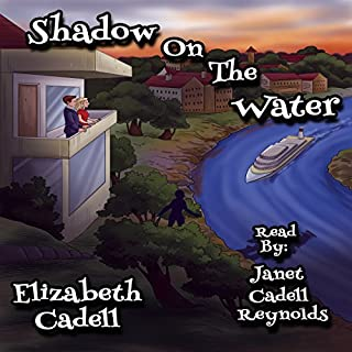 Shadow on the Water audiobook cover art