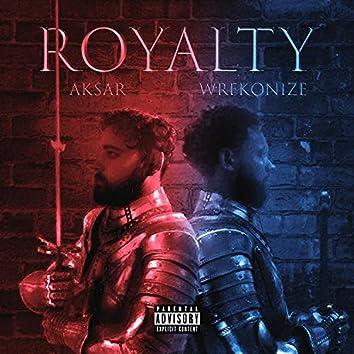 Royalty (feat. Wrekonize & Lydia Caesar)