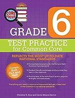 Core Focus Grade 6: Test Practice for Common Core (Barron's Core Focus)