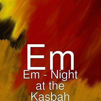 Night at the Kasbah