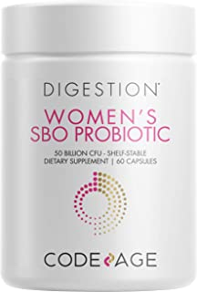Sponsored Ad - Women's Probiotics Supplement - 50 Billion CFUs - SBO Probiotics & Prebiotics - Cranberries - Feminine Heal...