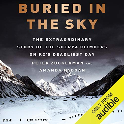Buried in the Sky cover art