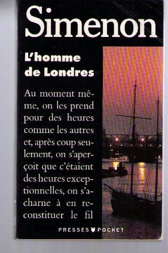 Download L'Homme De Londres (Presses-Pocket) 2266033174