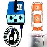 Juego de Reparación de Abolladuras de Automóviles, Calentamiento por Inducción Electromagnética Herramienta de Eliminación de Abolladuras Sin Pintura para Daños por Granizo