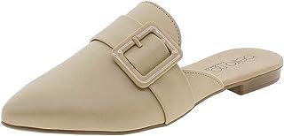 Sapato Feminino Mule Beira Rio - 4134445 Bege