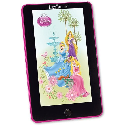 Disney Princess Kids Tablet in den Sprachen FR / GB / ES / DE