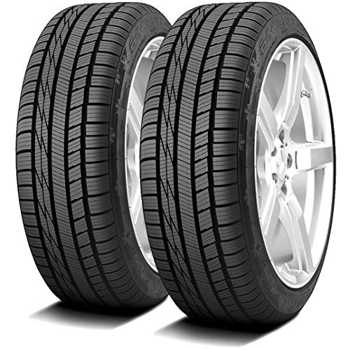 Set of 2 (TWO) Accelera X-Grip Winter Touring Radial Tires-185/65R15 88H