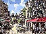 Puzzle 1000 pièces Puzzle en bois Puzzle en bois Puzzle enfants cadeau adulte classique jouet en bois décoration France Caen
