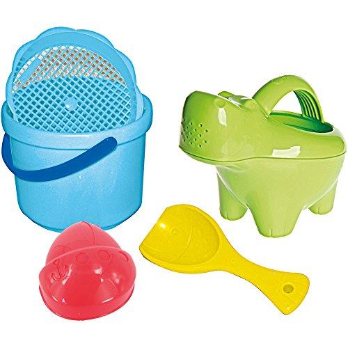 Spielstabil 7527 Nilpferd Set Spielzeug, Mehrfarbig
