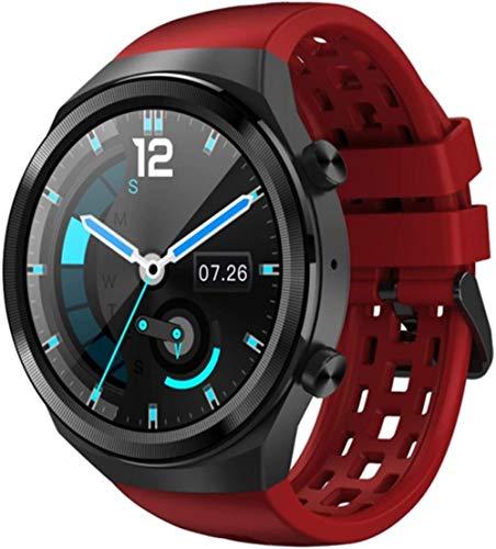 Reloj Inteligente Hombres 1.3 Pulgadas IPS Pantalla Bluetooth Pulsera Inteligente IP67 Impermeable Fitness Actividad Tracker-D