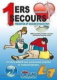 Livre Premiers secours - Prévention et secours civiques PSC1 pour les personnes sourdes et malentendantes (inclus DVD en Langue des Signes Française)