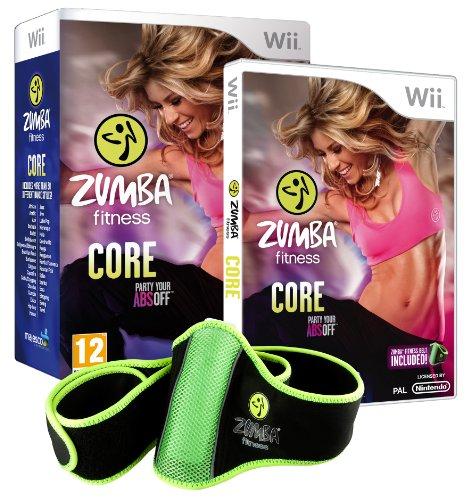 Zumba Fitness: Core (Nintendo Wii Game)(UK PAL)