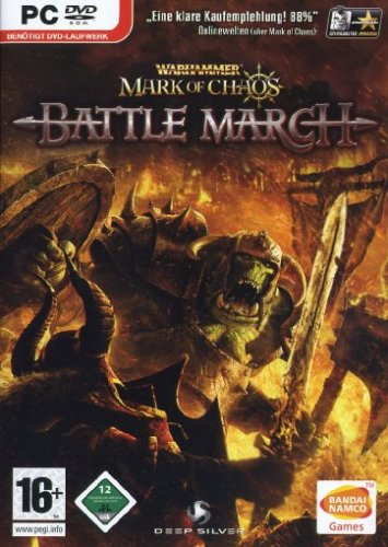 Warhammer Mark of Chaos: Battle March (DVD-ROM) [Alemania]