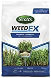 5. Scotts WeedEx Prevent with Halts - Crabgrass Preventer, Pre-Emergent Weed Control for Lawns, Prevents Chickweed, Oxalis, Foxtail & More All Season Long, Treats up to 5,000 sq. ft., 10 lb.