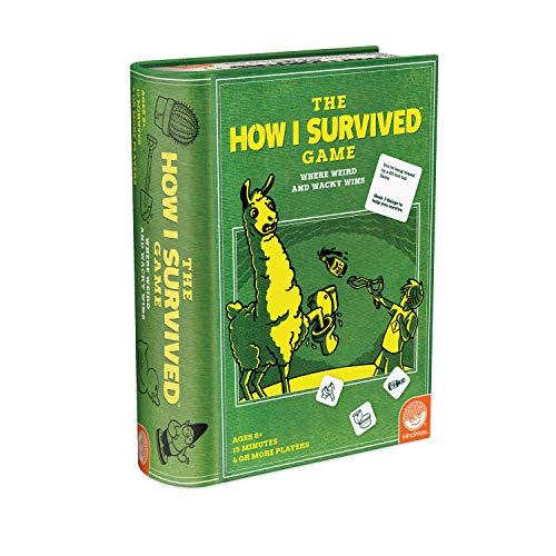 MindWare The How I Survived Game – Hilarious Card Game for Kids & Adults – Laugh 'til You cry, Super Funny Kid-Humor Game – Gift for Boys & Girls Ages 8+