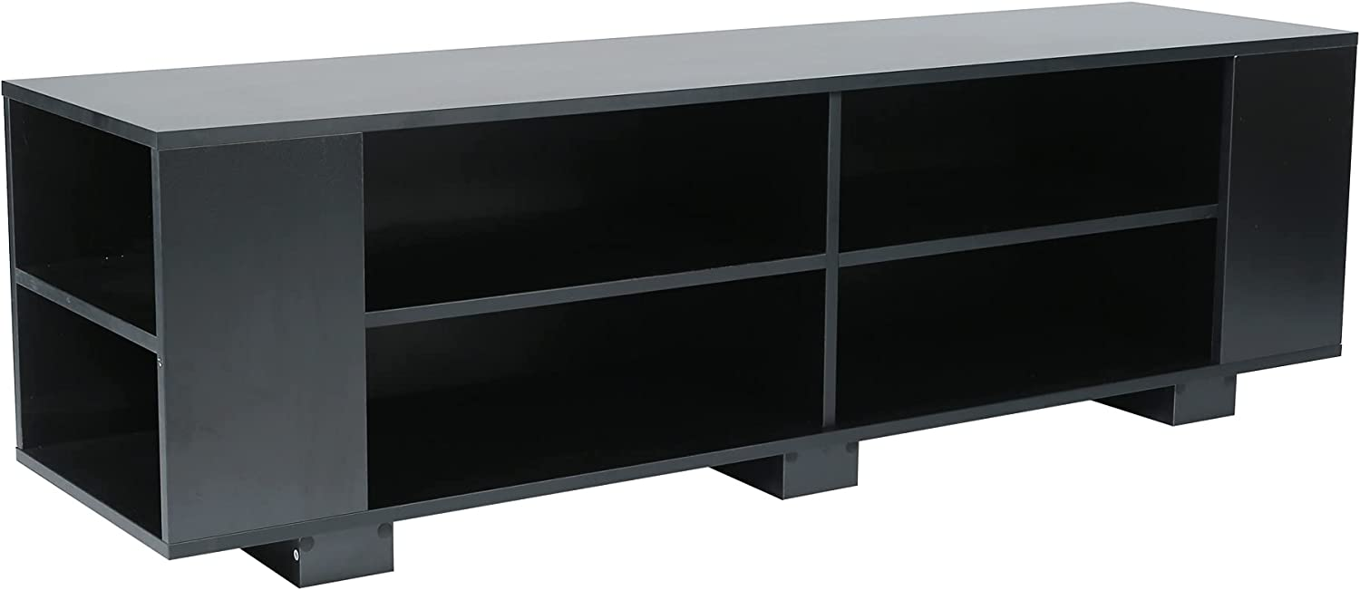 TV Year-end gift Stand for At the price of surprise 65-Inch TVs Cente Modern Mid-Century Entertainment