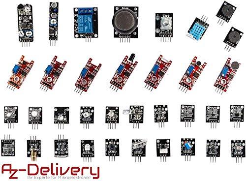 AZDelivery 35 1 Arduino sensores accesorios Arduino
