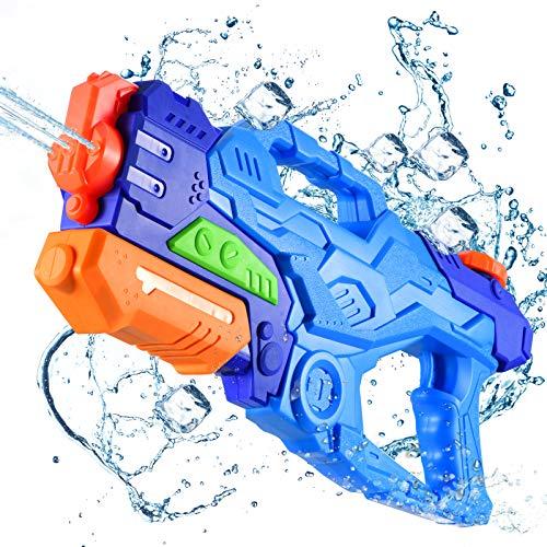 Joyjoz Water Gun Squirt Guns High Capacity 1000CC Water Blaster Pistol for Kids Adults Boys Toddlers...