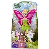Taldec Disney Fairies - 68799 - Poupée Mannequin Fée - Clochette À Bulles