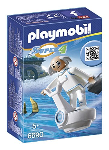 Playmobil Super 4 - Doutor X - 6690
