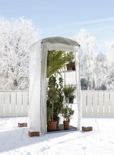 Bio Green Winterschutz Isolierhülle für Patioflora, weiß