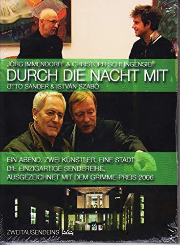 Teil 7: Jörg Immendorf & Christoph Schlingensief /Otto Sander & Istvan Szabo