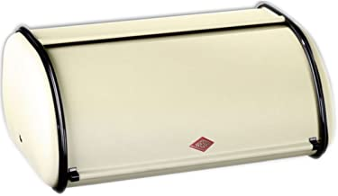 Panera con Tapa Deslizante Acero Inoxidable WESCO 212 104-41 Color Plateado