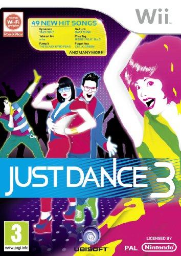 Just Dance 3 (Wii) [Edizione: Regno Unito]