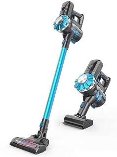 Mini Cordless Vacuum Cleaner, Ultra Quiet Mini Home Rod Vacuum Cleaner Car Portable Dust Collector Home Aspirator Handheld...