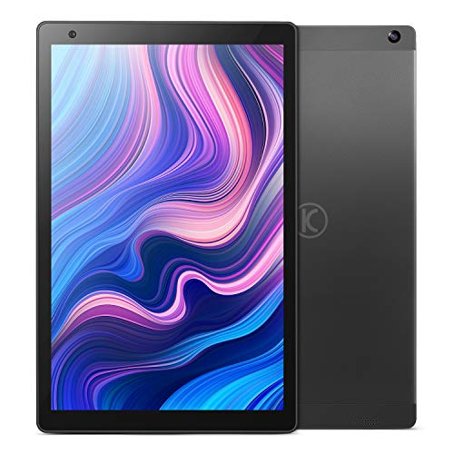 VANKYO MatrixPad Z10 Tablet, Android 9.0 Pie, 3 GB RAM, 10.1' 1080p Full HD Display, 32 GB Storage, 13MP Rear Camera, Quad-Core Processor Android Tablet, 5G WiFi, HDMI, GPS, Gray