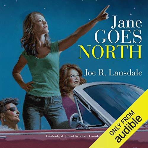 Jane Goes North audiobook cover art